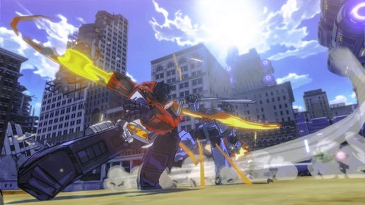 Transformers Platinum Games 001 - 20150614