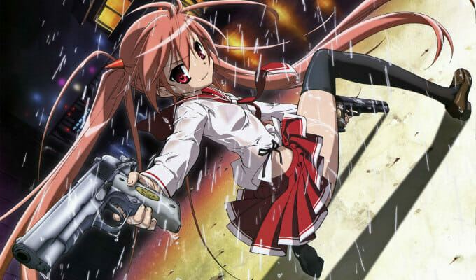 Aria the Scarlet Ammo Double A Gets First PV, Staff List