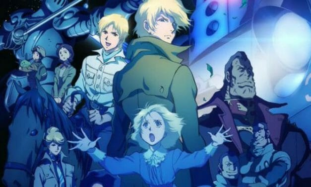 Check Out The First 8 Minutes Of Gundam: The Origin II Artesia's Sorrow