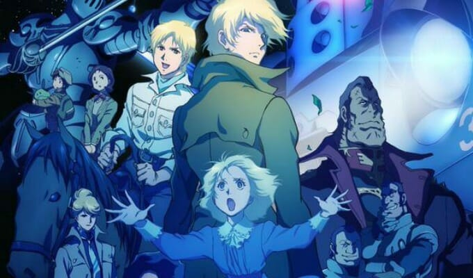 Mobile Suit Gundam The Origin II Dub Cast Announced