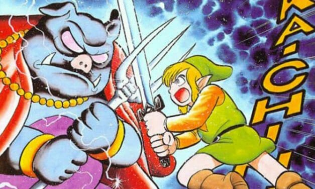 Viz Posts The Legend Of Zelda Comic-Con Panel Video
