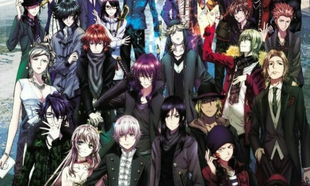 Anime Expo 2015: Viz Media Adds K Season 2 & K: Missing Kings