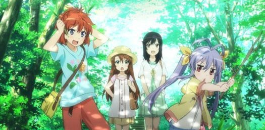 Non Non Biyori Key Visual - Edited - 20150709