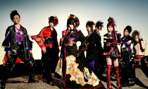 Avex Releases Footage From Wagakki Band's 1/6/2016 Budokan Concert