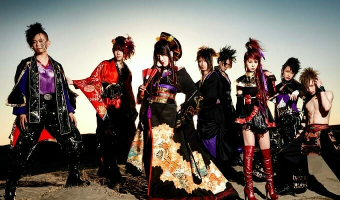 Anime Expo 2015: Wagakki Band Press Conference Observations