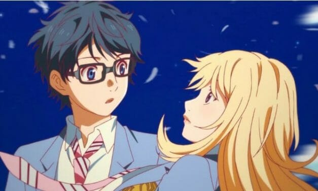 Aniplex of America Announces Your Lie In April Dub Cast