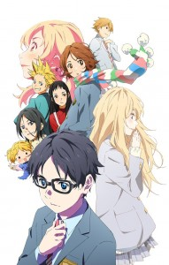 Your Lie In April Key Visual 001 - 20150703
