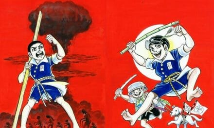 Last Gasp Launches Kickstarter To Give Barefoot Gen To Libraries