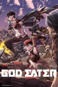 God Eater Key Visual 002 - 20150805