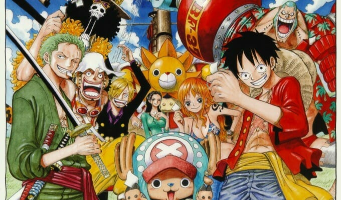 "Funimation Licenses ""One Piece Film: Gold"""