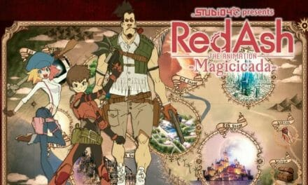 Red Ash Anime Kickstarter Reaches Funding Goal
