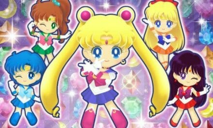 Bandai Streams Sailor Moon Drops Commercial