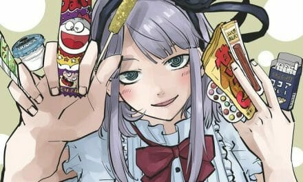 First Dagashi Kashi Anime Character Designs Released