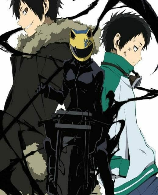 Aniplex of America To Stream Durarara!! x2 Ten Dub