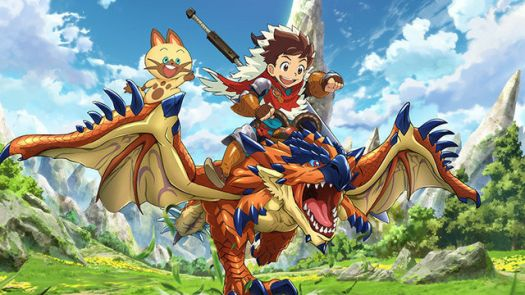 Monster Hunter Stories 001 - 20150917