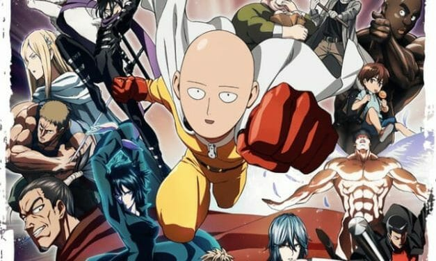Video Review: One-Punch Man