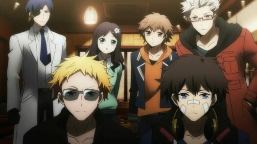Sentai Filmworks Acquires Re:␣Hamatora