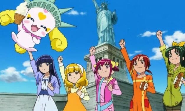 """Glitter Force"" Title Changes Hands, From Saban Brands to Toei"