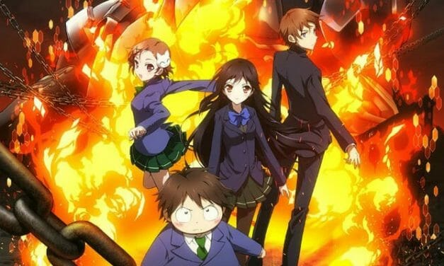 "First Seven Minutes Of ""Accel World: Infinite Burst"" Film Hit The Web"