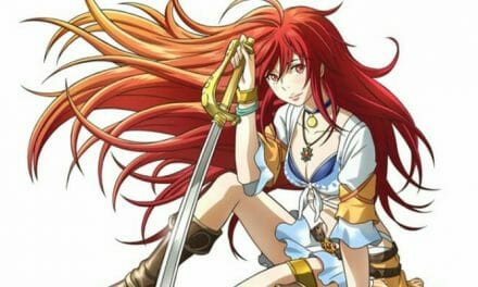 Alderamin on the Sky Getting Anime TV Series In 2016