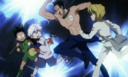 NYCC 2015: Viz Acquires 2011 Hunter x Hunter Anime Series