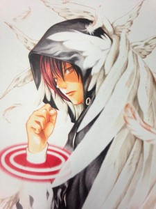 Platinum End Visual 001 - 20151003