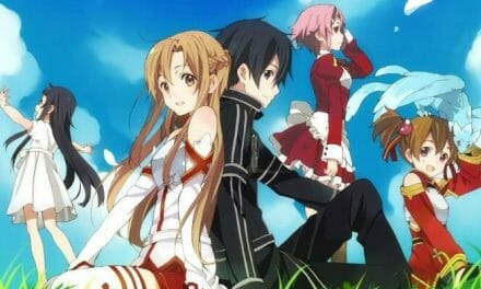 Aniplex Streams English-Subbed Sword Art Online Movie Teaser