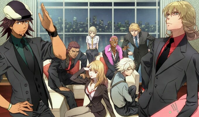 New Tiger & Bunny Anime TV Series In the Works
