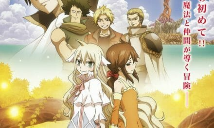 Fairy Tail Zero Anime Series In The Works