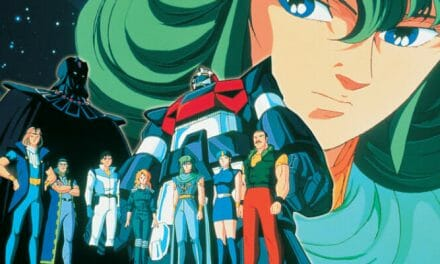 Crunchyroll Adds God Mars, 2 Others