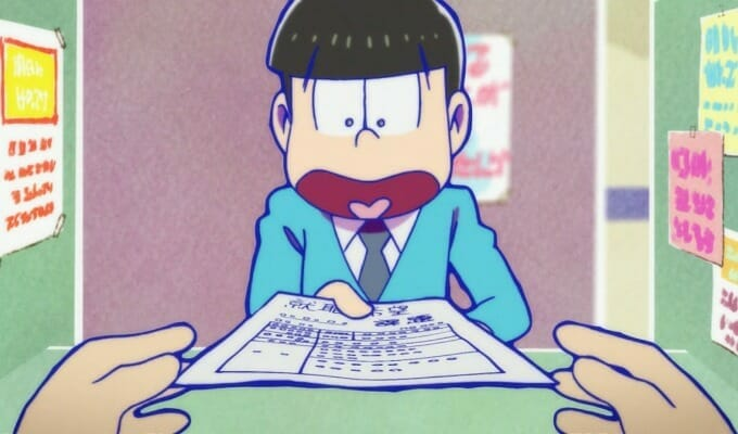 Osomatsu-san Episode 1 To Be Pulled From Digital Circulation