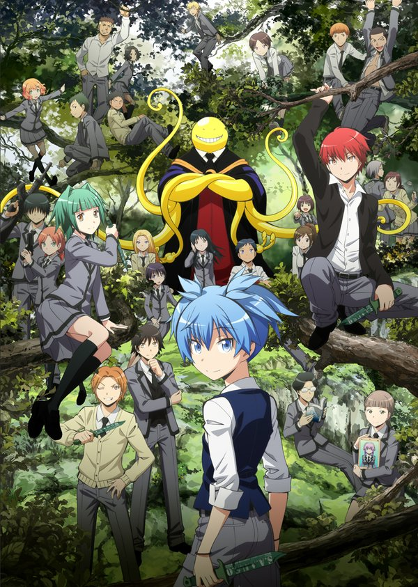 Assassination Classroom Season 2 Visual 002 - 20151214