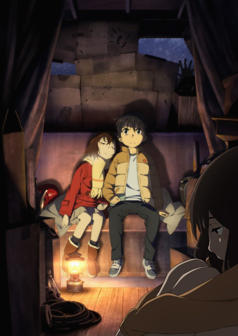 Erased Anime Visual 002 - 20151226