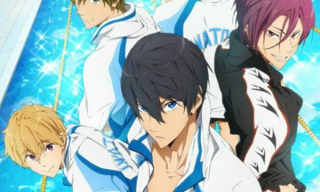 Crunchyroll Streams Free! – Iwatobi Swim Club Dub