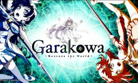 Crunchyroll Acquires Garakowa -Restore the World- Global Rights