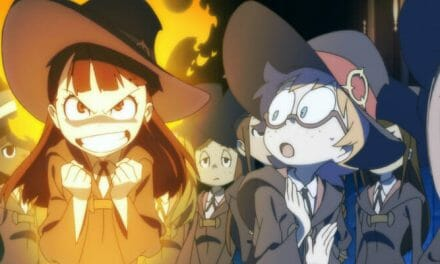 Little Witch Academia's Second Cour Gets New Visual & Promo Video