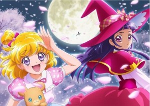 Magic Girls Precure Visual 002 - 20151226