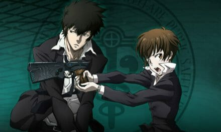 Psycho-Pass 3 Gets Second Trailer, New Visual, Amazon Global Streaming