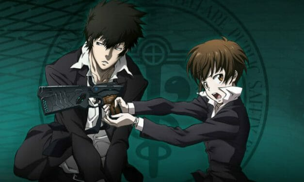 Psycho-Pass Season 3 to Have Manga Adaptation