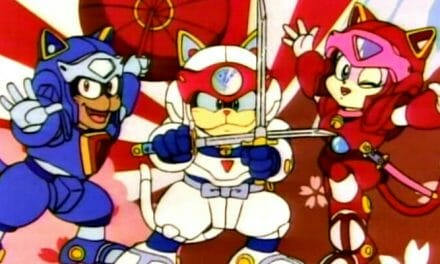 Crunchyroll Adds Samurai Pizza Cats