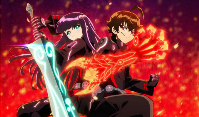 Pierrot To Animate Twin Star Exorcists Anime
