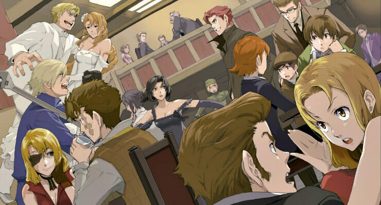Funimation's Baccano! License Expiring In February 2016