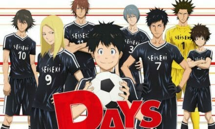"First Cast, Character Designs For ""Days"" Anime Announced"