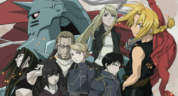 Edward Elric, 7 More Roles Unveiled For Live Action Fullmetal Alchemist Film