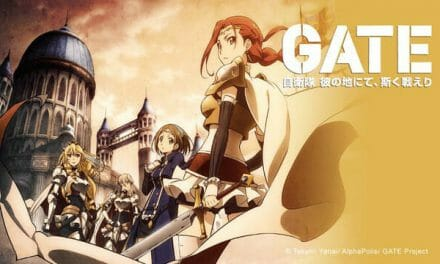 "Crunchyroll To Stream ""Gate"" Season 2"