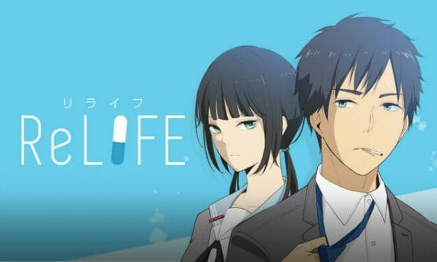 Funimation Announces ReLIFE Dub Cast