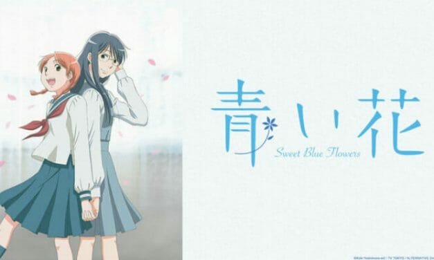 Crunchyroll Adds Sweet Blue Flowers & Ristorante Paradiso