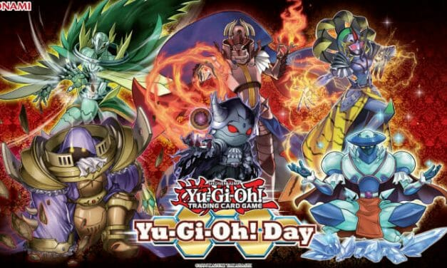 Konami To Host Yu-Gi-Oh! Day On 1/30/2016 Weekend