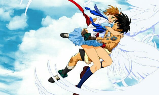 Anime Expo 2016: Funimation Schedules Escaflowne Blu-Rays