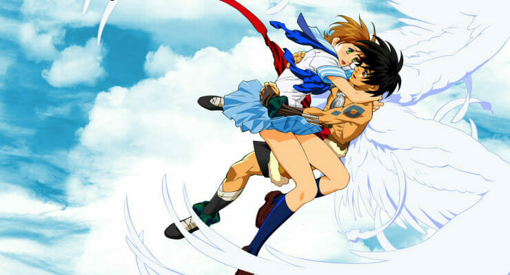 Funimation Launches Kickstarter To Dub Escaflowne Director's Cut